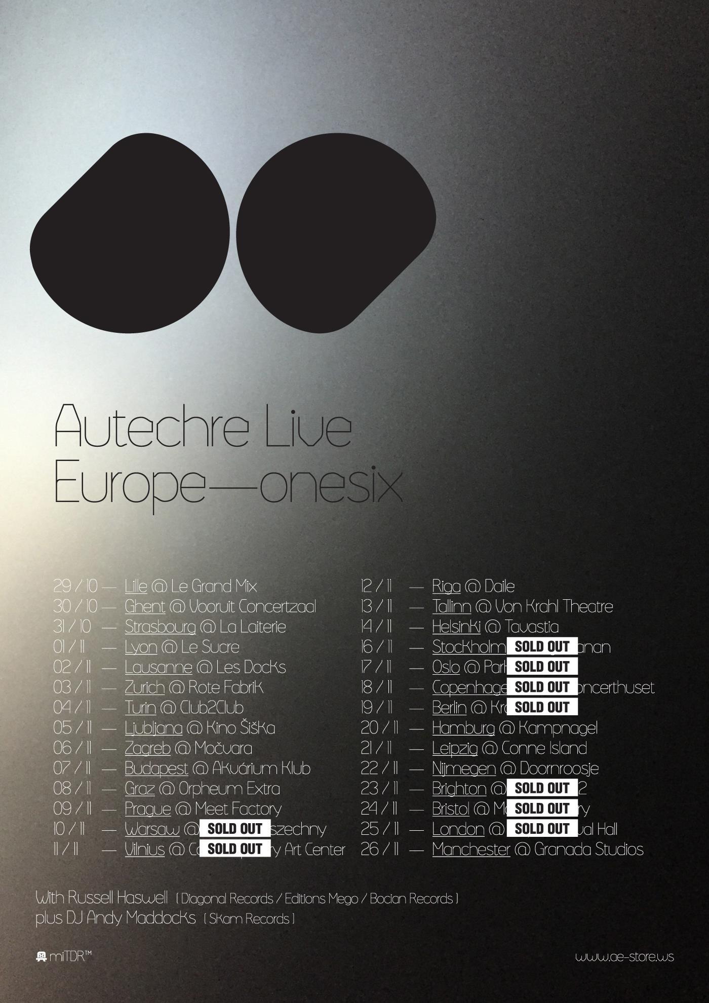 AE Europe 2017